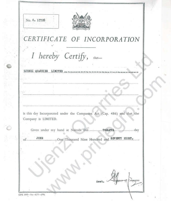 certificate-of-incorporation-ujenzi-quarries